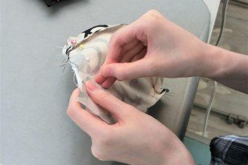 マスク製作